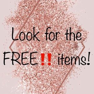 Other - FREE‼️ Limit one per bundle